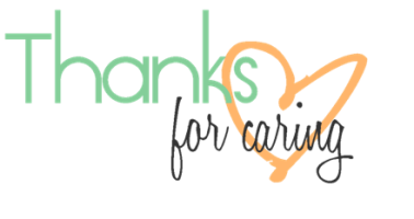 Logo for Thanks for Caring